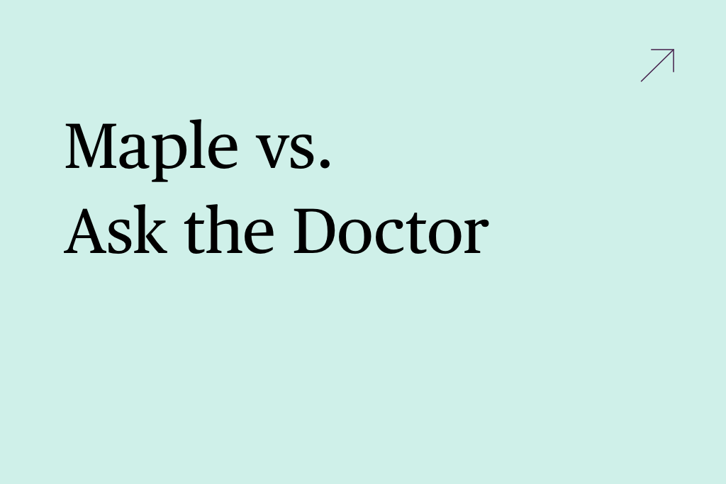 Maple-vs-Ask-the-Doctor-compare