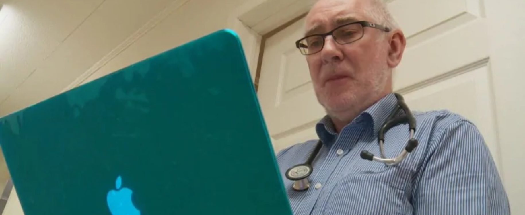 P.E.I. patients can still see their doctor, even though he's moved to Ireland