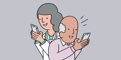 Comment prendre soin de parents âgés pendant la pandémie de COVID-19