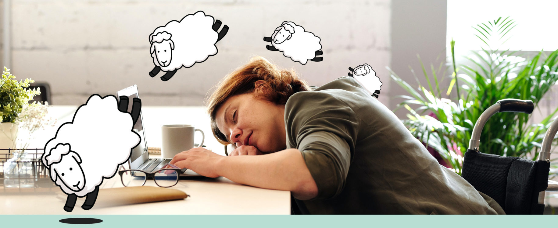 10 reasons you're feeling tired all the time