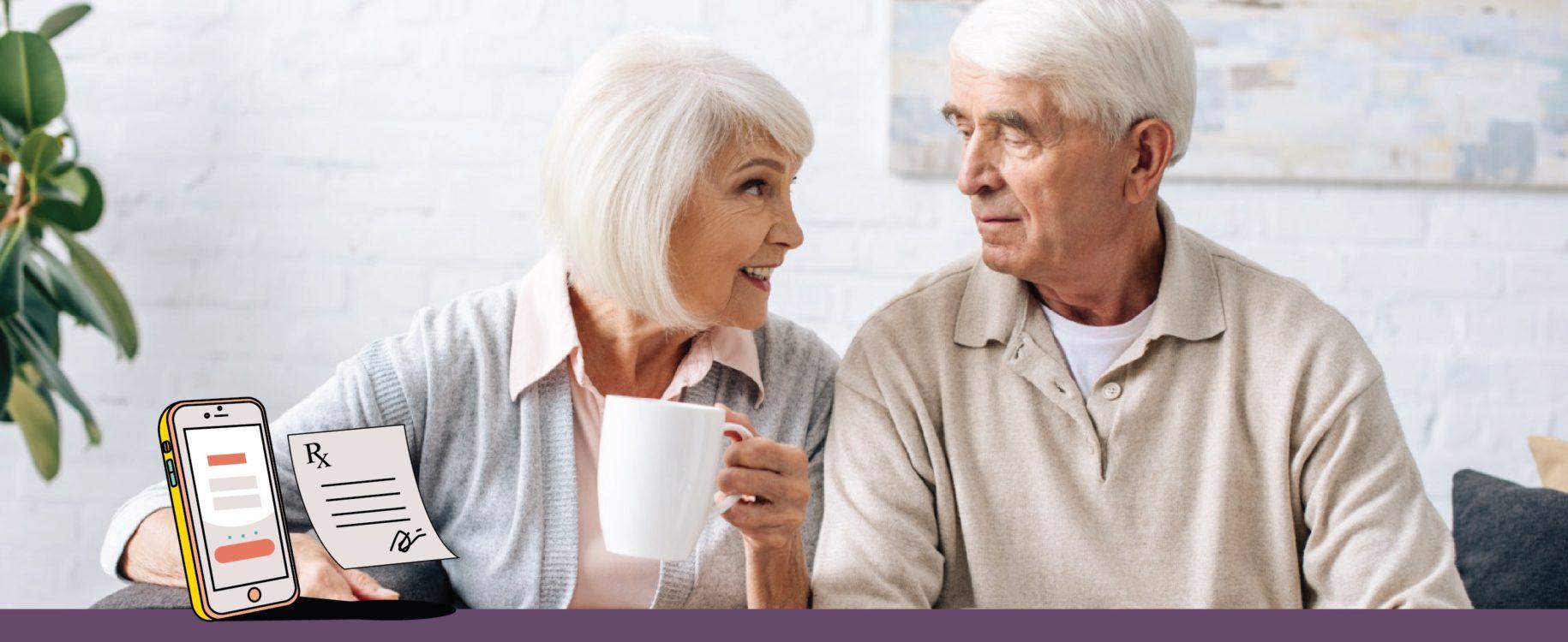 Comment la technologie peut aider les aînés à recevoir des soins de santé