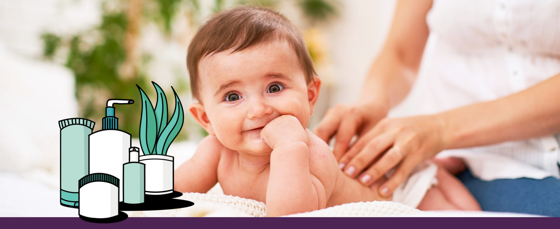 Baby massages – tips & why is it helpful?