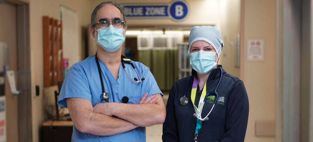 Michael Garron Hospital launches virtual emergency department, connected by Maple