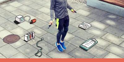 Five easy outdoor fitness activities to get your heart pumping